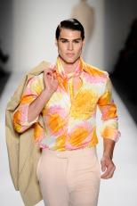 B Michael America - Runway - Mercedes-Benz Fashion Week Spring 2014