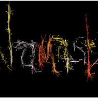 """Color Energies"" by American - Fine Artist, Kruti Shah #NoCriticsJustArtists"