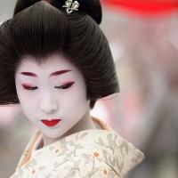 The Art of... 芸者(The Geisha) -Japanese hospitality that is... #トレクル #芸者 #NoCriticsJustArtists