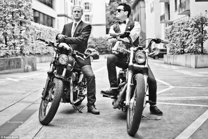 Don't Miss It!!! The 'Distinguished Gentleman's' Ride of 2015 ➣WORLDWIDE @Gentlemansride #NoCriticsJustArtists