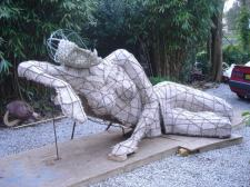 'Mudmaid' by Pete and Sue Hill