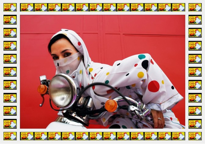 The 'Pop' Art Of… #Moroccan Master #Portraitist , Hassan Hajjaj #MoroccoArt #NoCriticsJustArtists #VisualArtist
