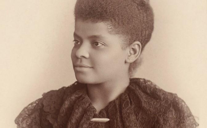 Art In Reflection:  African-American Journalist-Suffragist, Ida Bell Wells #NoCriticsJustArtists #ArtInReflection