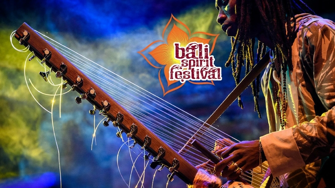 Don't Miss It!!! The 2016 *BaliSpirit Festival in #Ubud #Bali ( @BaliSpiritFest ) #NoCriticsJustArtists #Namaste