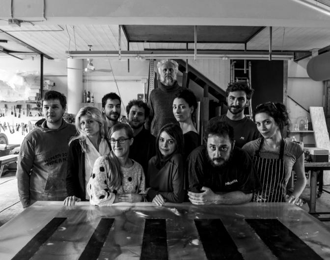 Visit *Studio Nucleo Collective directed by Piergiorgio Robino in #Torino #Italy #NoCriticsJustArtists
