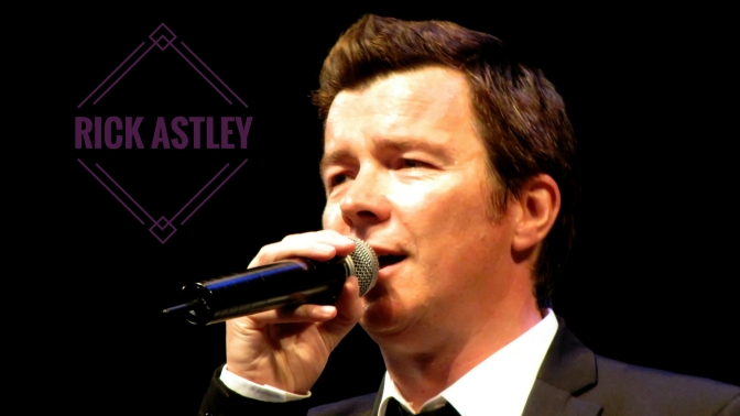 Oldie But Goodie: 'Never Gonna Give You Up' by English Singer/Songwriter @RickAstley #NoCriticsJustArtists
