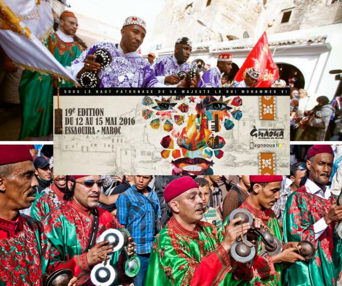 Don't Miss It!!! The #2017 @GnaouaFestival in #Essaouira #Morocoo #NoCriticsJustArtists