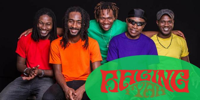 Meet #Jamaica 's #Reggae #Music #Ambassadors -> @RagingFyah #NoCriticsJustArtists