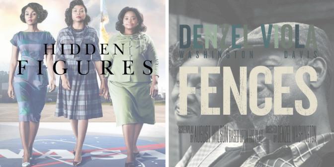 NCJA Global Motion Picture(s) Of The Month @HiddenFigures & @FencesMovie #NoCriticsJustArtists