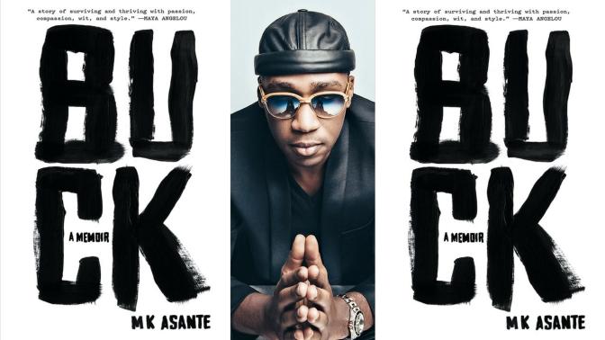 Global Book Of The Month: #BUCK by #Zimbabwean @MKAsante#NoCriticsJustArtists