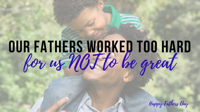 Feliz Dia de los #Padres ~ Happy #FathersDay from #NoCrtiticsJustArtists