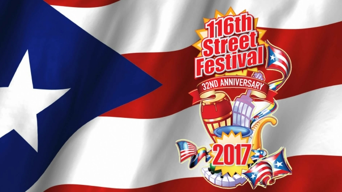 Did You Miss It!!! The 116th Street Festival in #EastHarlem #NewYork #NoCriticsJustArtists