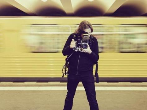 'Photos of Time' by Adam Magyar