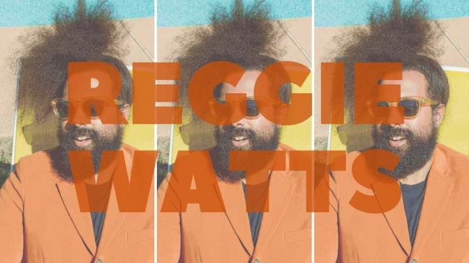Meet Game Changer of the Month: @ReggieWatts #NoCriticsJustArtists