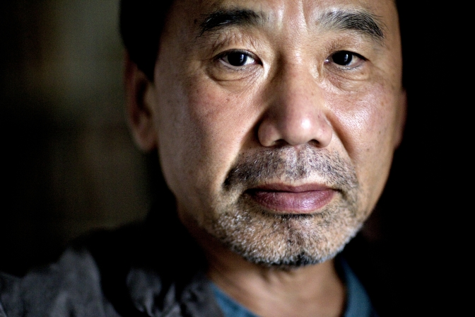 """You can hide memories, but you can't erase history"" Meet Japanese Novelist, 村上 春樹 (Haruki Murakami) #NoCriticsJustArtists"