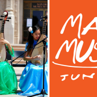 Don't Miss It!!! @MakeMusicday *2018 in @NYCGOV #NoCriticsJustArtists #MakeMusic2018