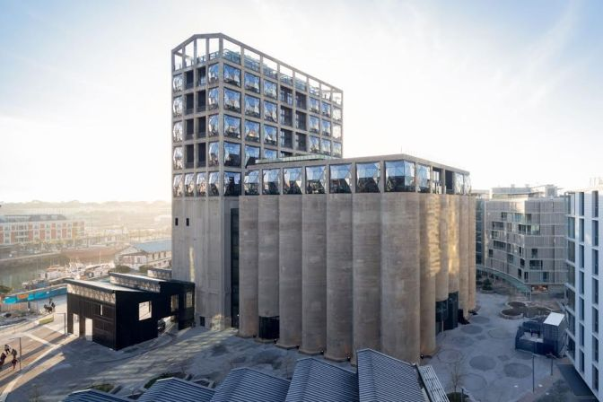 NCJA 'Musées du monde' [Museums Of The World] : NEW! @ZeitzMOCAA in #CapeTown #SouthAfrica #NoCriticsJustArtists