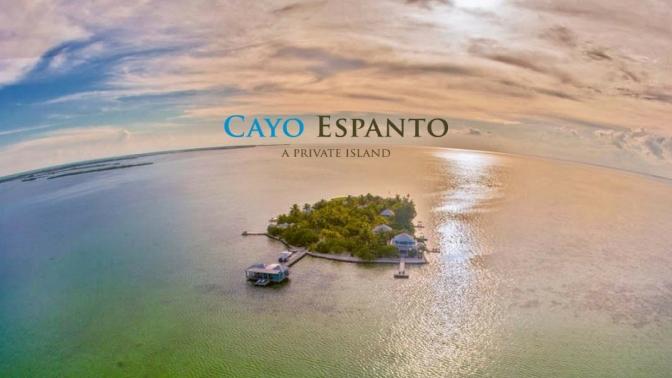 Visit @APrivateIsland #CayoEspanto off the coast of San Pedro #Belize #WannaGetAway #NoCriticsJustArtists