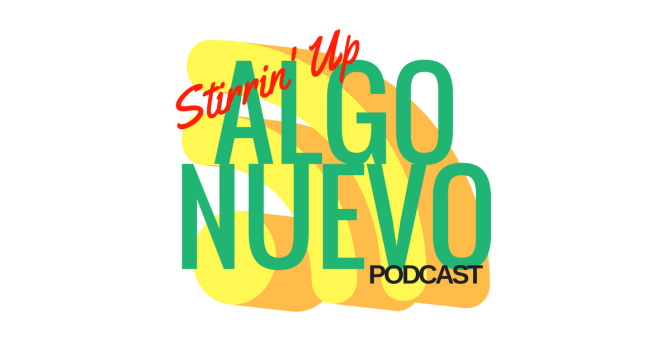 Check out the Stirrin' Up Algo Nuevo @ #Podcast w/ #AbenaahNefertariHill on #NoCriticsJustArtists