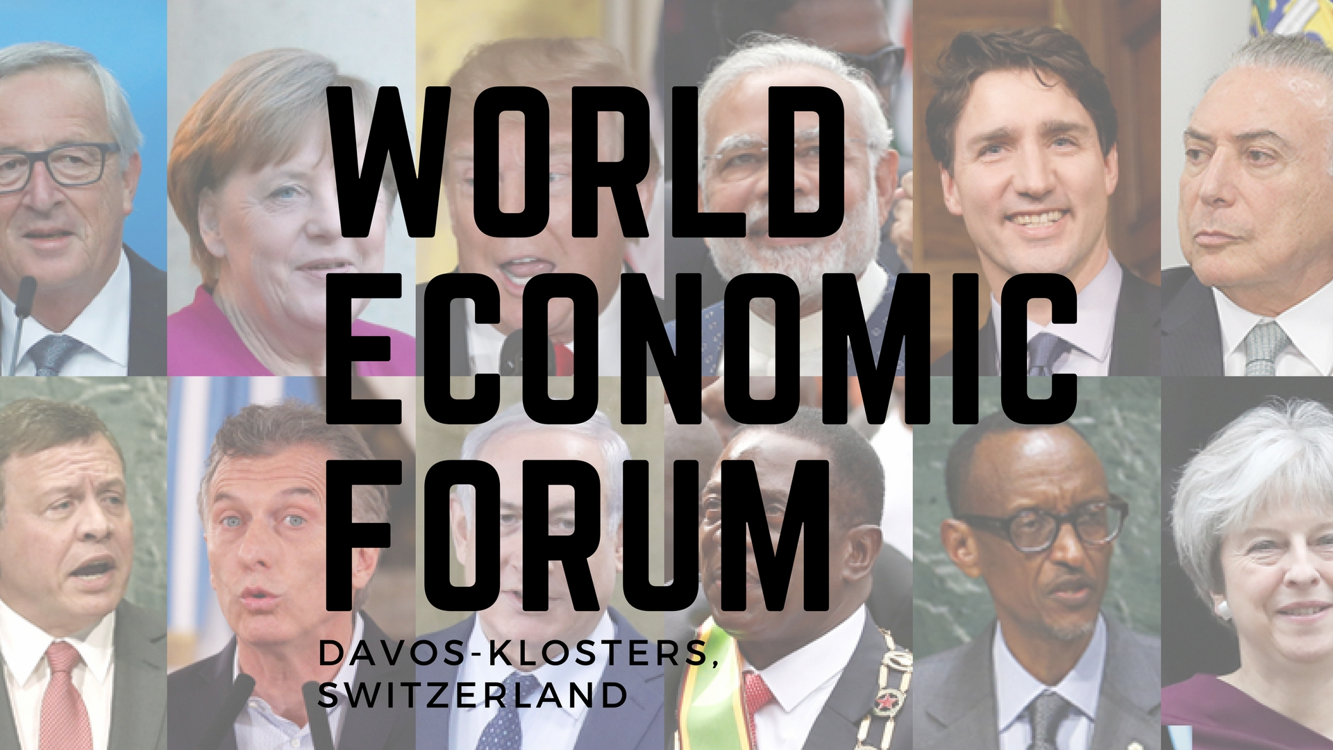LIVE: @WEF World Economic Forum Annual Meeting in #Davos #NoCriticsJustArists